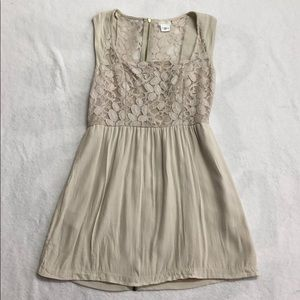 Urban Outfitters Cooperative Lace Dress Size 6